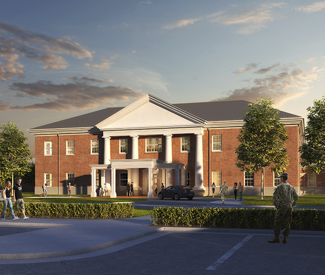 Ambulatory Care Center Dental Replacement, Hadnot Point, Marine Corps Base, Camp Lejeune, NC