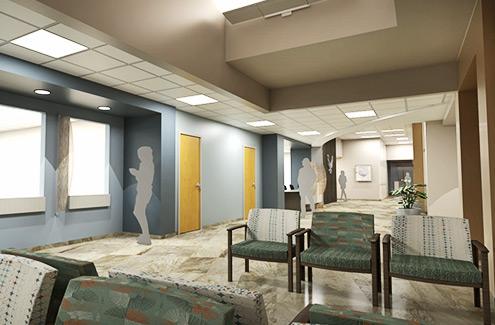 Ambulatory Care Center Dental Addition / Alteration, Schriever AFB, CO