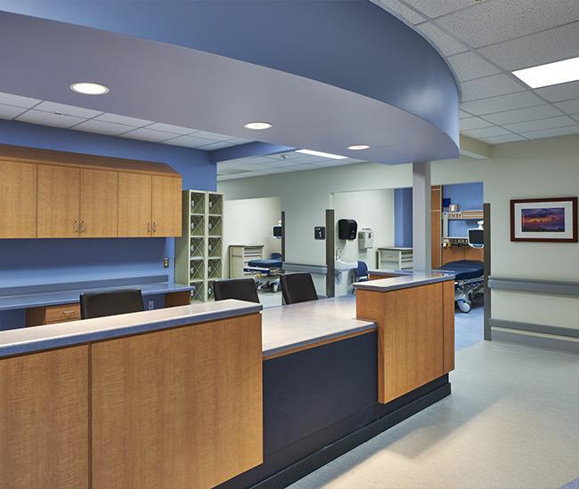 Ambulatory Surgery Center, EAMC, Ft. Gordon, GA