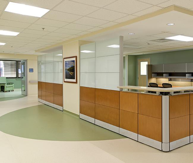 Intensive Care Unit Renewal, EAMC