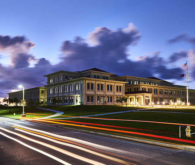 Naval Hospital Guam