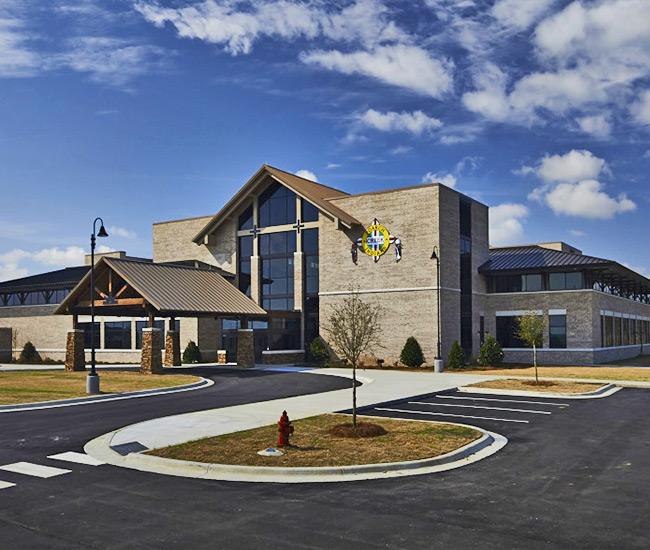 Poarch Creek Tribal Health Clinic, Atmore, AL